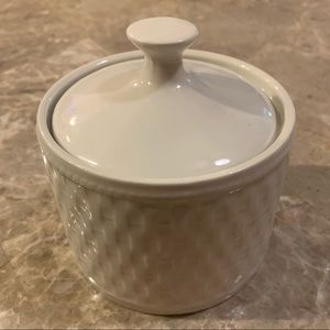 Wicker by Oneida - Sugar Bowl